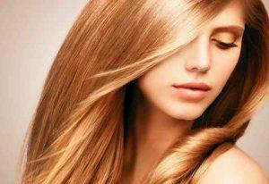 cabello saludable