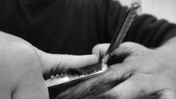 corte de cabello en lugano