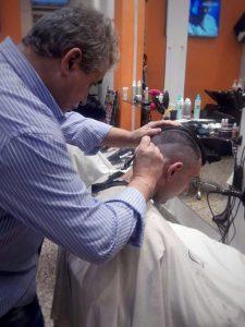 corte de cabello para caballeros