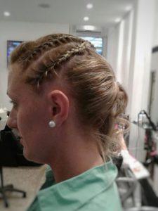 peinado seminario recogido