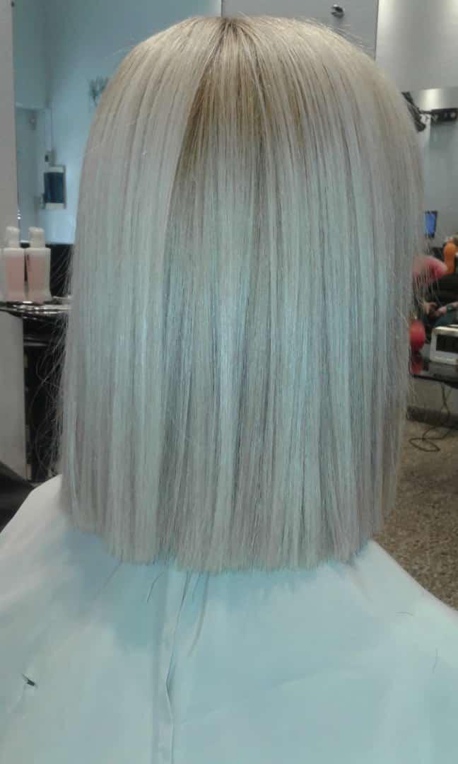 moderno corte cabello corto para mujer