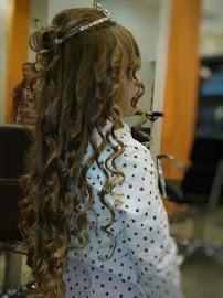peinados con cabello largo para las ninas