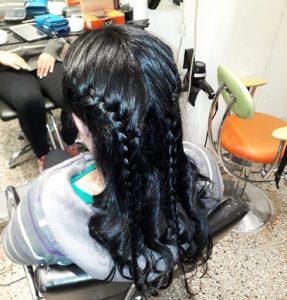 peinados especiales para niñas