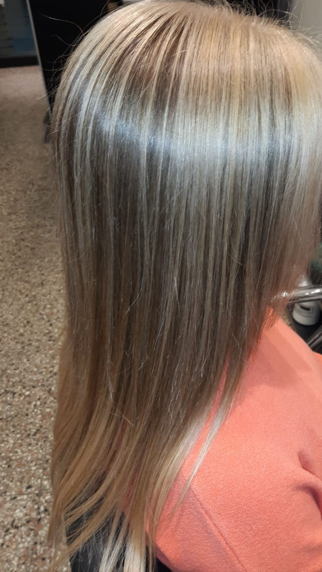 Tratamientos modernos para cabellos largos