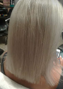 corte de cabello y tratamiento de pelo