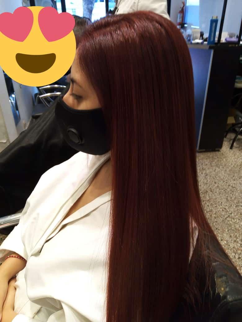Tratamiento para el cabello lacio perfetco