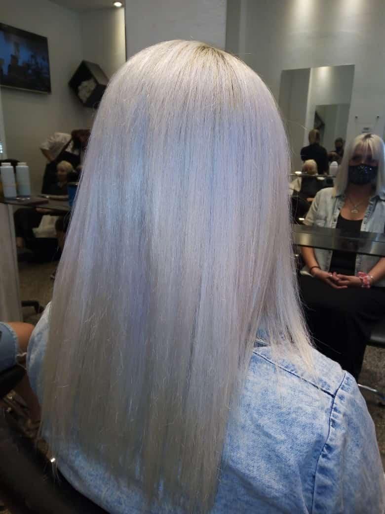 cabello lacio perfecto