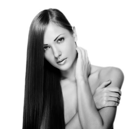Reconstruí tu cabello con un shock de keratina